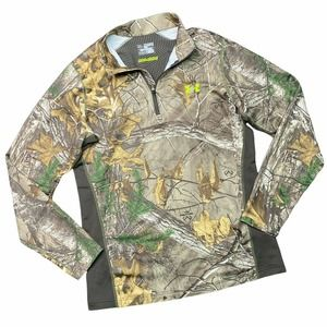UNDER ARMOUR | sz 2XL Men's Realtree ColdGear Infrared Scent Control Pullover